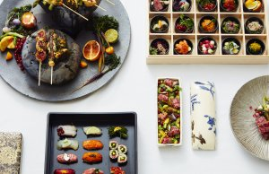 Akira - the restaurant at Japan House London - will offer an authentic Japanese dining experience based on Chef Akira's 'trinity of cooking' principles – food, tableware and presentation
