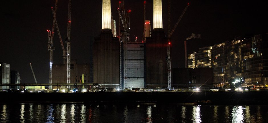 Battersea Chimney 8